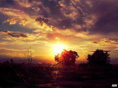 Por do Sol Buriti