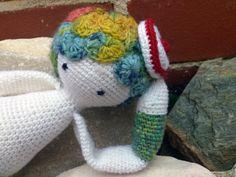 Mici die Meerjungfrau von Gebastelt auf DaWanda.com