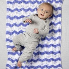 Chevron stroller blanket - make your own baby blanket - how to knit a baby  blanket fe2154a7d806