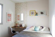 Decoração de quarto: depois