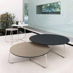Mesas de centro mesas de centro en cristal comedor - Muebles llamazares ...