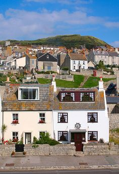 Isle of Portland, Dorset...my friend lives there and I'm dying to visit