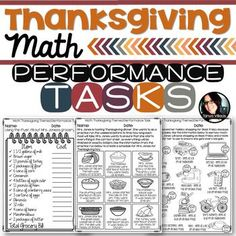 Need to challenge your students? Want feedback on how your class is mastering the material you teach? Looking for more than a standard multiple choice assessment? Take your math instruction to the next level and get your students excited about math! PERFORMANCE TASKS ARE WHAT YOUR STUDENTS NEED.This purchase contains 7 performance tasks aligned to the following math skills: 4.NF.1 - Equivalent Fractions 4.NF.3 - Adding Fractions with Like Denominators  4.MD.2 - Elapsed Time  4.MD.5…