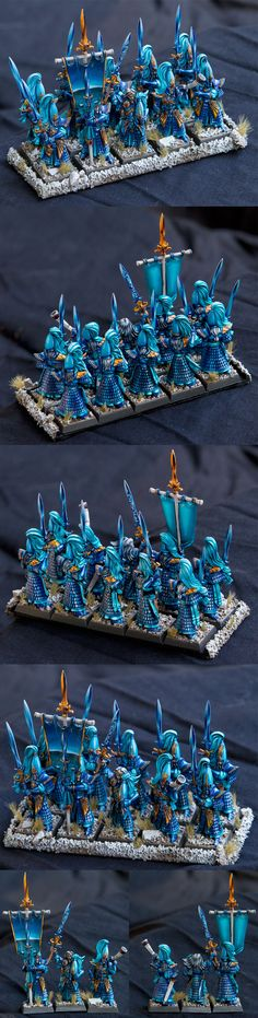 Highelf Swordmasters
