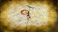 A cave painting in Spain, from about 15,000 years ago, depicts the gathering of honey from a beehive. Smoke from a burning brand was used to make the bees docile.