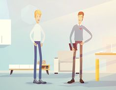 """Check out new work on my @Behance portfolio: """"explainer video"""" http://be.net/gallery/33022185/explainer-video"""
