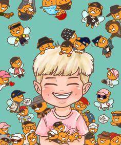 BTS / Namjoon / Ryan / Wallpaper