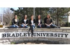 Advertising students win prestigious BBDO Douglass L. Bradley University, Communication Department, Fine Arts College, Advertising, Students