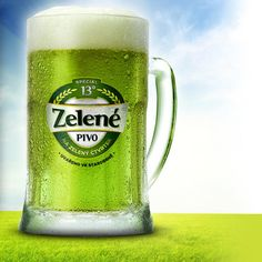 Green beer from Brno on Holy Thursday (Maundy Thursday) Czech Beer, Epic Of Gilgamesh, More Beer, Beers Of The World, Green Beer, Beer Brewery, Beer Recipes, Czech Republic, Luxury Bathrooms