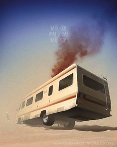 Awesome Illustrations of Movie & TV Cars - Films - ShortList Magazine
