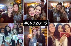 Vlog - CNB 2015 e Beleza do Bem - Bruna Munhoz