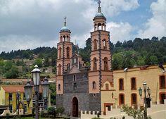 El Oro, Estado de México: lleno de color y minería