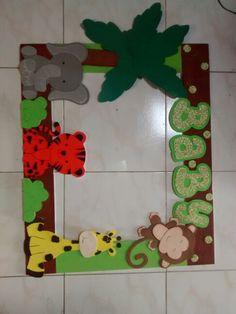 Decoraciones de marcos en anime para fiestas infantiles - Decoracion de marcos para fotos ...