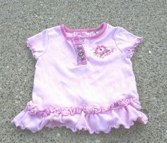 Baby Guess Dress Cotton & Velvet Embroidery Detailing Baby Pink Dress Size 18m | Clothing, Shoes & Accessories, Baby & Toddler Clothing, Girls' Clothing (Newborn-5T) | eBay!