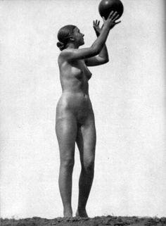 Germany Girl 1940s