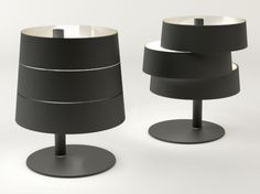Mr. Twister Table Lamp by Cate Nelson