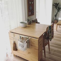 Ikea Norden Table, Norden Gateleg Table, Ikea Table, Ikea Small Spaces, Townhouse Interior, Living Room Themes, Tiny Furniture, Condo Decorating, Small Room Bedroom
