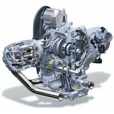 (BMW GS1200 Bike Motor)