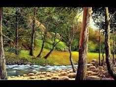 Video tutoriales para pintar paisajes en Acuarela – por ...
