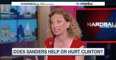 New Post: DNC Chair Grilled on MSNBC: 'What's the Difference Between a Democrat and a Socialist?'