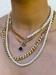 Trendy Jewelry, Cute Jewelry, Jewelry Trends, Jewelry Accessories, Fashion Accessories, Jewelry Necklaces, Fashion Jewelry, Women Jewelry, Gold Jewelry