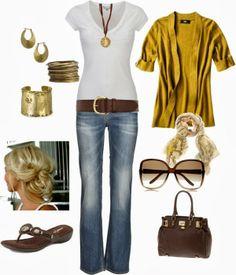 Casual Outfits | Perfect Mossimo cardigan, Karma Basic T-Shirt, SCHOOL RAG Jeans, Minnetonka sandals, ALDO Desrochers bag, Gucci sunglasses, Warehouse belt by kristen-344