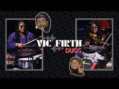 Welcome back for another Vic Firth DUO! Learn Drums, Pull Off, In A Nutshell, What Happens When You, New Series, Role Models, The Incredibles, In This Moment