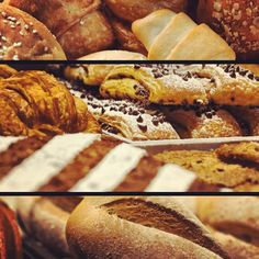 Bread at Eat Around The Corner by 50mm, via Flickr