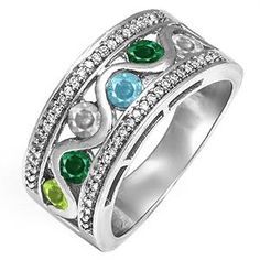 www.kay.com - family ring!