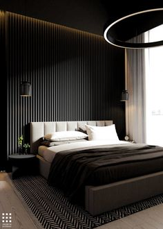 The Most Amazing Mid-Century Showroom Just Oppened in Portugal The Most Amazing Mid-Century Showroom Just Oppened in PortugalAwesome Luxury Bedroom Design Ideas You Must Have - A number of interior designers have . Hotel Room Design, Luxury Bedroom Design, Master Bedroom Design, Master Suite, Bedroom Designs, Modern Luxury Bedroom, Luxury Homes Interior, Best Interior, Modern Interior Design