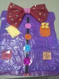 disfraz de payaso con bolsas de basura - Buscar con Google Carnival Crafts, Kite, Preschool Activities, Special Events, Recycling, Projects To Try, Fancy, Costumes, Holiday Decor