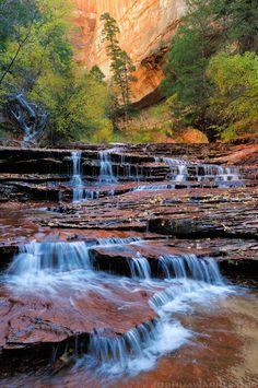 Archangel Falls by Joshua Warrender on 500px