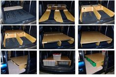 1000 Images About Minivan Camper Mods On Pinterest