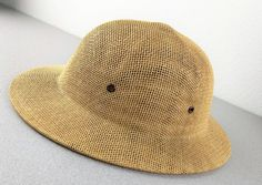 5df3dd8e97a Brookstone Safari Jungle Pith Hat Lightweight Adjustable (Great for  Halloween)  fashion  clothing