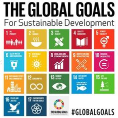 Sustainable Development Goals  ( SDG ) - From 2016 - 2030