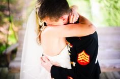 USMC Wedding. Won't ever happen, but it's so pretty.