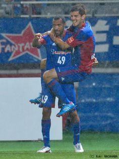 ルーカスが古巣から2ゴール!! F東京がG大阪との撃ち合いを制する:ゲキサカ[講談社] 無料サッカー速報