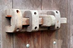 152 Best Wooden Latches Hinges Images In 2019
