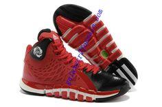 dcfa4994b464 Adidas Adizero Rose 773 II Shoes Riview Gym Red Black Q33221 White  Basketball Shoes