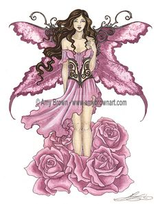 Gorgeous!  Amy Brown: Fairy Art - The Official Gallery