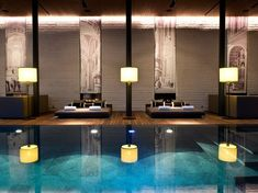 Tucked in the heart of the Swiss Alps, The Chedi hotel has transformed the clientele of sleepy Andermatt with its huge spa, hotel limousine service and suites. Andermatt, Casa Hotel, Hotel Pool, Hotel Spa, Hotel Romantique Paris, Hotel Berg, Chedi Hotel, Piscina Hotel, Thermal Hotel