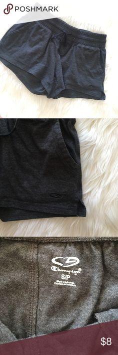Champion Cotton Running Shorts So comfy! Champion Shorts