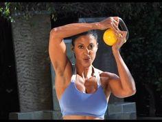 Kettle Bell workout Intermediate 20 min - YouTube