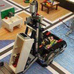 FIRST LEGO League (FLL) stuff.