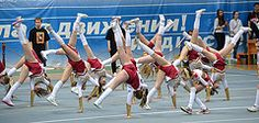 The World's Best Photos of cheerleader and moscow Historical Images, World Best Photos, Moscow, Athletes, Cheerleading, Russia, Basketball Court, Indoor, Sports