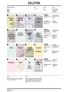 Dalston Creative website with wonderfully muted colours