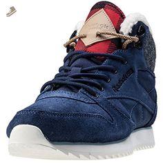 2060ba445d6 Reebok Classic Mid Outdoor Womens Trainers Blue - 4 UK - Reebok sneakers  for women ( Amazon Partner-Link)