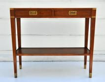 Antique Wood Consoles - Reclaimed Vintage Tables - Mecox Gardens