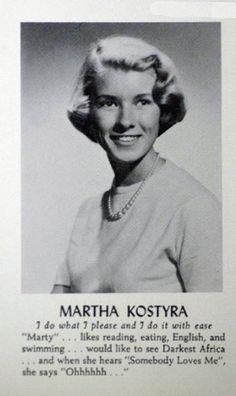 Martha Stewart:  Born in Jersey City - Raised in Nutley