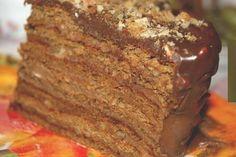 """Шустрый повар.: Шоколадный торт """"Вкус детства"""""""